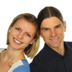 Oli und Lara Horlacher